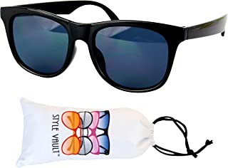 Kd3006 Infant baby Toddlers Age 0-24 Months retro 80s Sunglasses 0-2 years old
