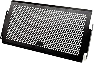 FZ-07 FZ07 Motorcycle Stainless Steel Radiator Grille Guard Protective Cover for Yamaha FZ-07 FZ07 FZ 07 2013 2014 2015 2016 2017 2018(Black)
