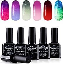 Perfect Summer Temperature Changing Gel Nail Polish - Chameleon Colors UV/LED Nail Polish #10