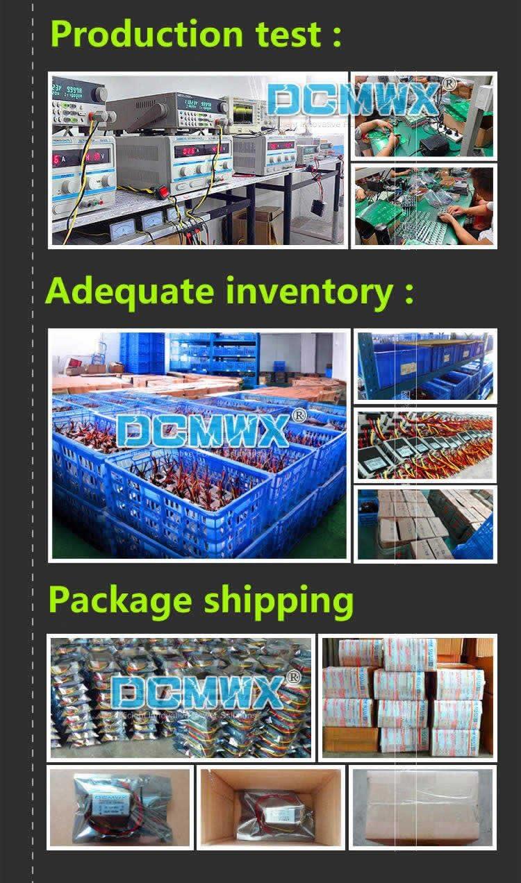 DCMWX buck voltage converters 24V decrease to 18V step down car power inverters Input DC22V-40V Output 18V1A2A3A5A6A7A8A9A10A waterproof power adapt