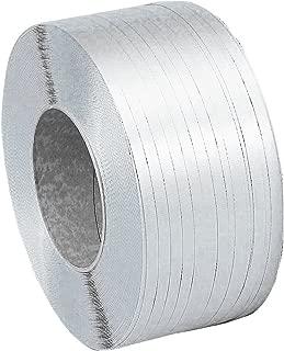 積水樹脂 PPバンド Kタイプ 19.0mm×1000M 白 1ケース(5巻入)