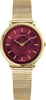 Womens V-Circle Medusa Watch VE8102419