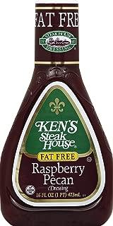 Ken's Fat Free Raspberry Pecan Salad Dressing