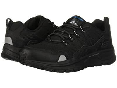SKECHERS Escape Plan 2.0 Ashwick (Black/Black) Men