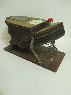 Isha Marine International Antique Siebe Gorman & Co. Bellows Fog/Fire Horn Without Brass Trumpet