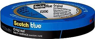 3M Scotch Blue Masking Tape Profesional para pintura, 0.70 in x 60yd
