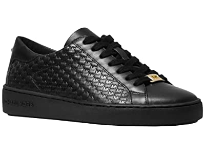 MICHAEL Michael Kors Colby Sneaker (Black 1) Women