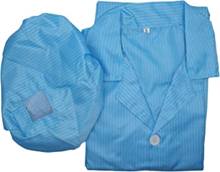 esd smock colors