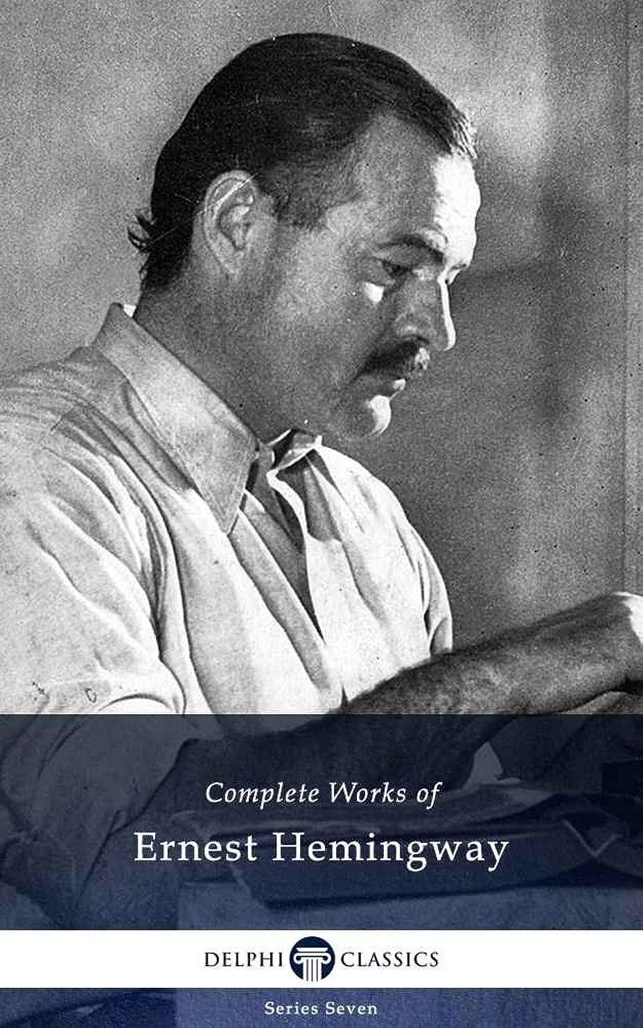 展望台写真を描くつかの間Complete Works of Ernest Hemingway (Delphi Classics) (Delphi Series Seven Book 5) (English Edition)