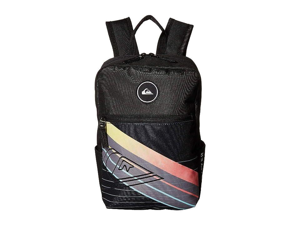 Quiksilver Kids Totim Backpack (Little Kids/Big Kids) (Black) Backpack Bags