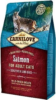 Carnilove vuxna katter steriliserade i lax 400 g