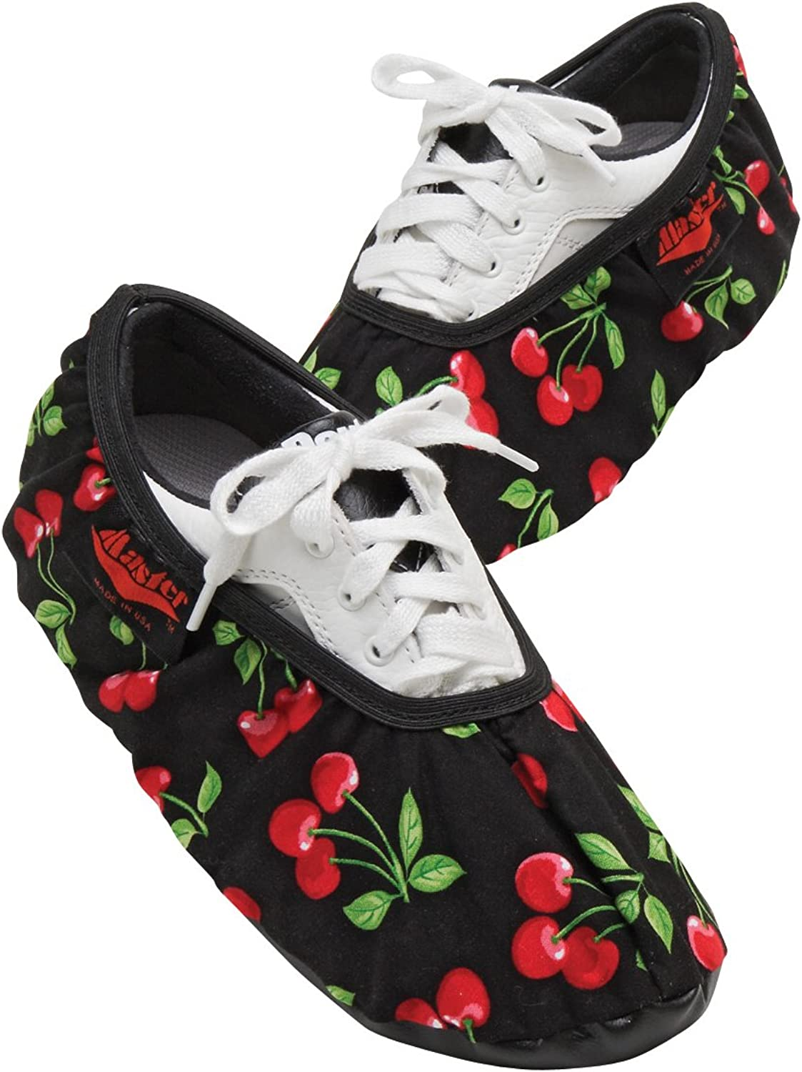 Master Industries Women's Bowling shoes Cover, Cherries, Large