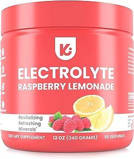 Keppi Electrolyte Powder