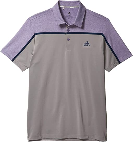 Grey Three/Tech Purple Mel
