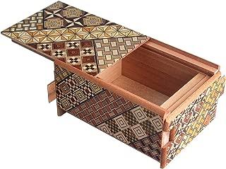 Japanese Puzzle Box 4sun 12steps