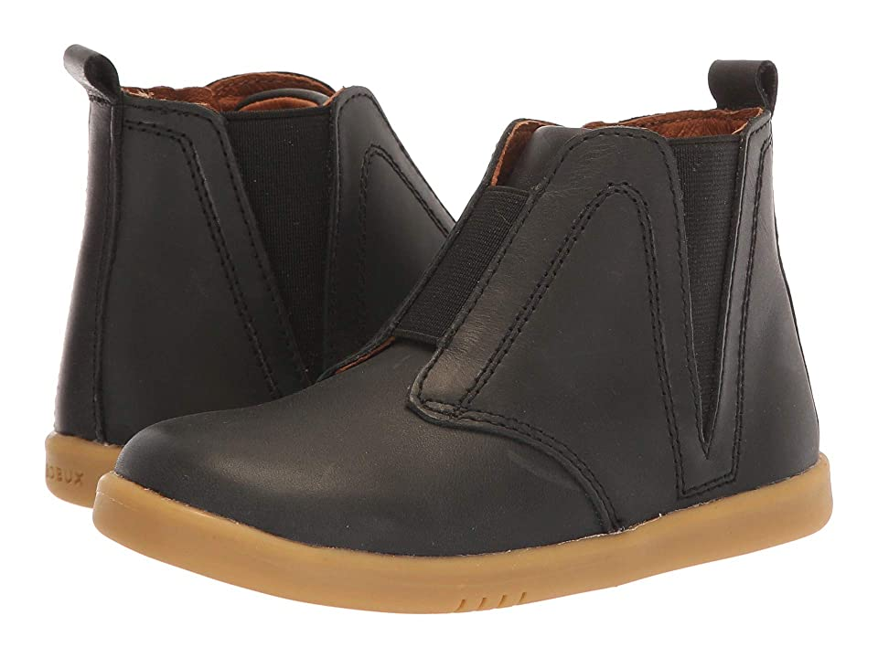 Bobux Kids I-Walk Signet (Toddler) (Black Ash) Kid