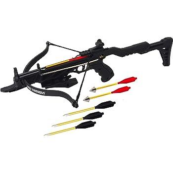 The Shredder Power Series Full Stock 80 LB. Hunting Crossbow
