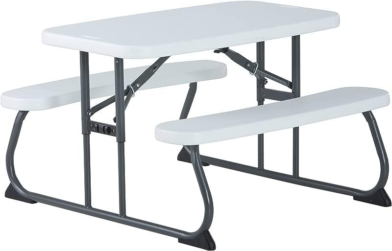 Lifetime 60239 Kid S Picnic Table White