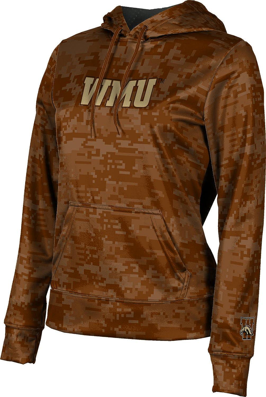 ProSphere Western Michigan University Girls' Pullover Hoodie, School Spirit Sweatshirt (Digi Camo)