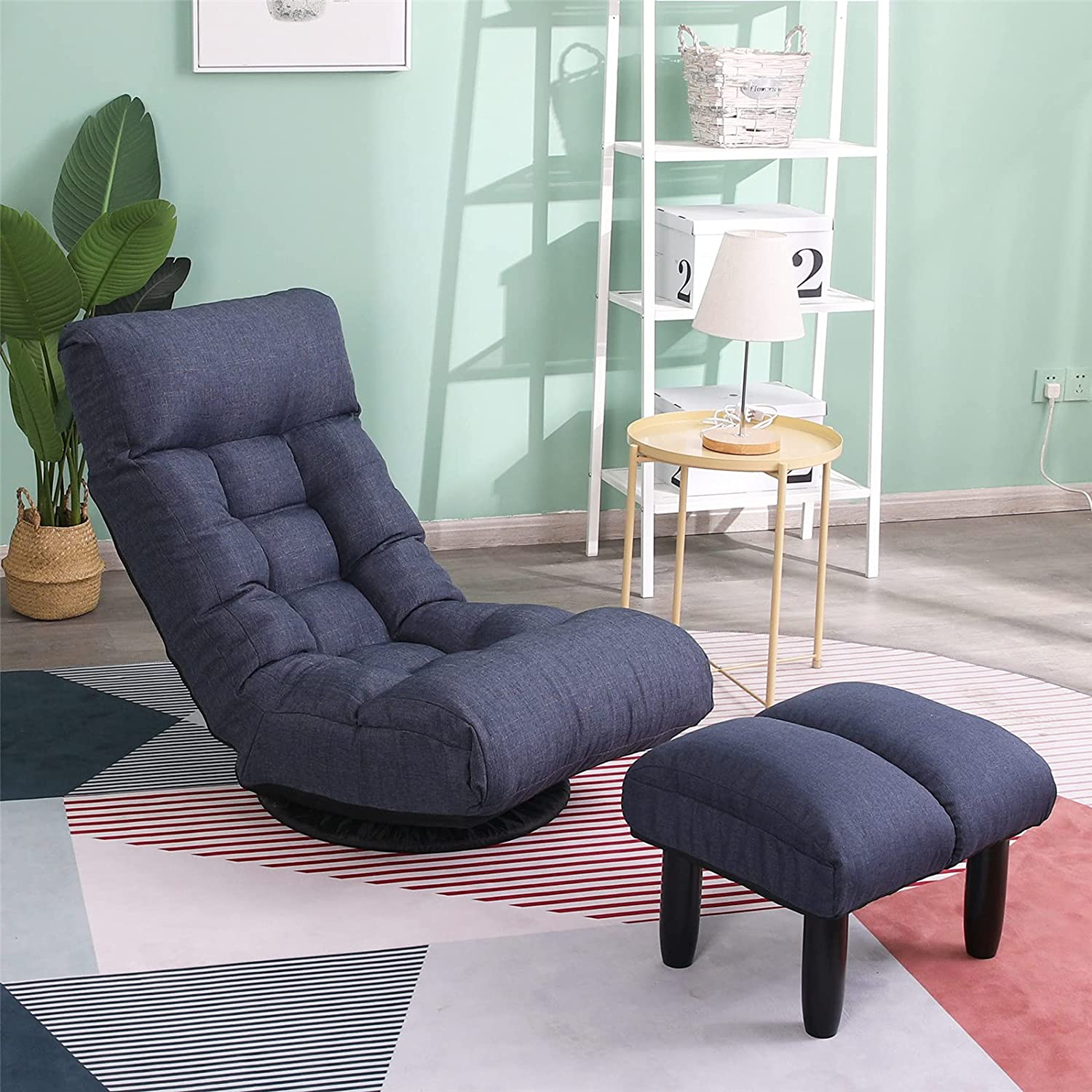 YEAR COLOR Floor Chair Chaise Lazy Lounge Tatami Sofa New Shipping New product! New type Free Balc