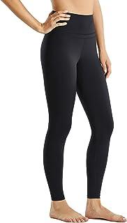 comprar comparacion CRZ YOGA Mujer Mallas Deportivo Pantalón Elastico para Running Fitness-71cm