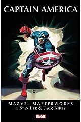 Captain America Masterworks Vol. 1 (Tales of Suspense (1959-1968)) Kindle Edition