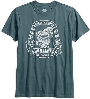 Men's Shovelhead Slim Fit T-Shirt 96458-18VM