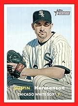 2006 Topps Heritage #358 Dustin Hermanson CHICAGO WHITE SOX