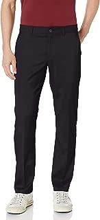 Men's Flat Front Active Waistband Pant