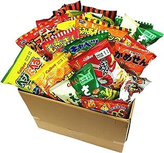 カルビー・人気駄菓子が入りました!ちょっと豪華に!お菓子・駄菓子 スナック系詰め合わせ42袋セット