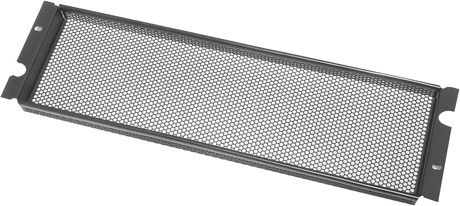 Finally resale start Odyssey ARSCLP03 3 Space Super sale Large Ac Perforated Security Cover Rack