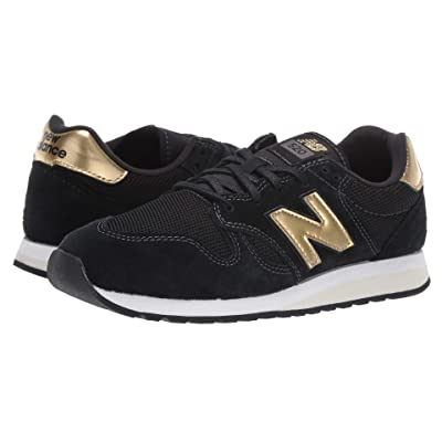 New Balance 5201-USA (Black/Classic Gold) Women