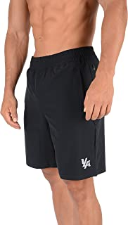 YoungLA Mens Shorts for Gym Lounge Workout Training Athletic with Pockets 117