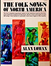 The Folk Songs of North America: in the English Language