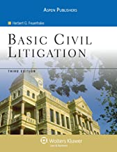 Basic Civil Litigation 3e (Aspen College)
