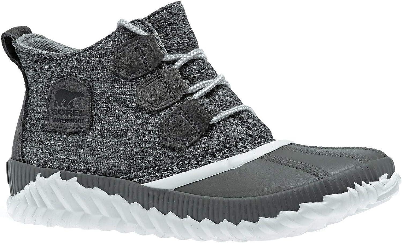 Sorel - Women's Out N About Plus- Sweatshirt Boots, Size: