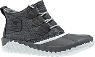 Women's Out N About Plus- Sweatshirt Boots, Size: 7 B(M) US, Color: Quarry