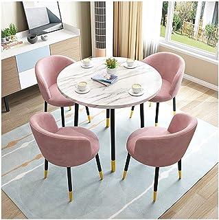Table de salle à manger pour la cuisine ou la de l Estaurant table et chaises Combinaison d'extérieur Loisirs Jardin Balco...
