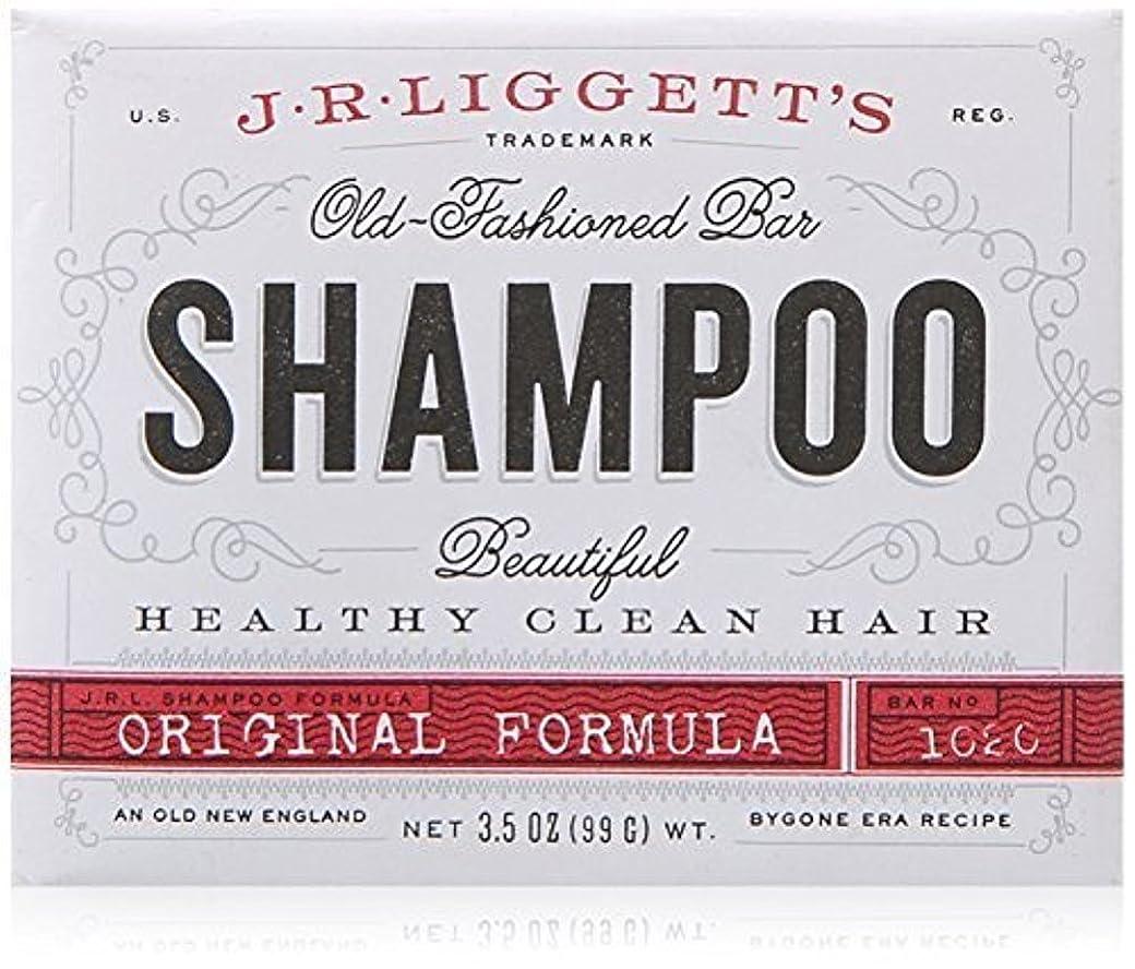 ヨーロッパマージン子羊x J.R.Liggett's Old-Fashioned Bar Shampoo The Original Formula - 3.5 oz by J.R. Liggett