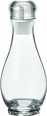 Guzzini 500 cc Bolli Oil/Vinegar Cruet Set, Transparent
