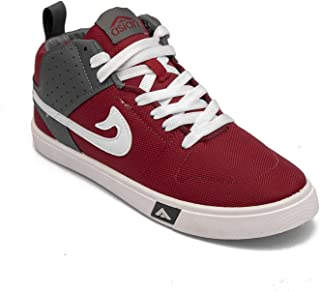 ASIAN Skypy-31 Maroon Walking Shoes,Casual Shoes,Canvas Shoes for Men