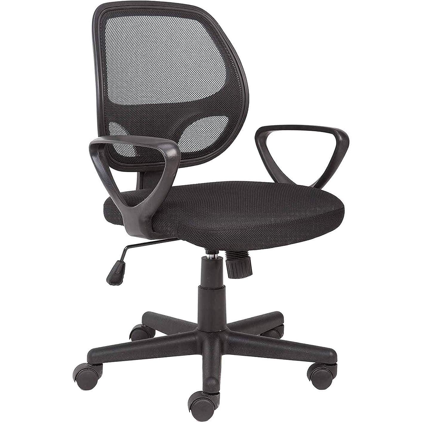 傑作常識見落とすトルク制御人間工学とコンピュータのオフィスチェアは、快適で通気性のランバーサポートと、調整可能、スイベル回転椅子メッシュ