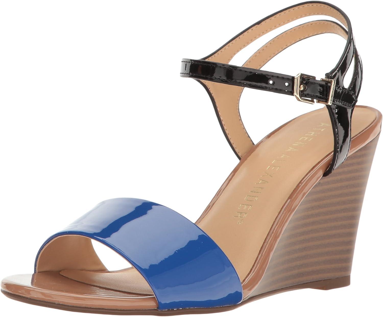 Athena Alexander Womens Sergia Wedge Sandal