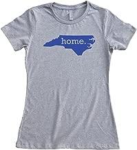 Homeland Tees Women's North Carolina Home T-Shirt