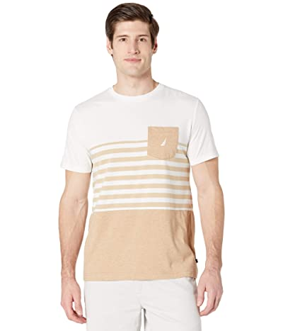 Nautica Sustainably Crafted Color-Block T-Shirt