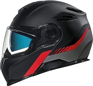 Nexx X VILITUR Motorcycle Helmet - Latitude - Black/Red - XXXL