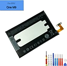 For HTC ONE M9 New Replacement Battery B0PGE100 2840mAh 3.83V With Tools