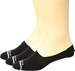 Columbia - Basic Liner Socks 3-Pack