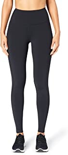Core 10 Amazon Brand Women's (XS-3X) 'Build Your Own' Onstride Run Full-Length Legging with Pockets, Inseams Available