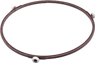 vhbw Anillo giratorio, anillo de accionamiento 23,5 cm universal para microondas compatible con Bosch, Siemens, AEG, Severin, etc